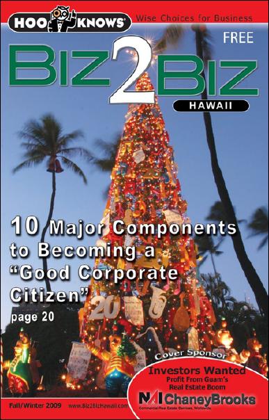 Biz2Biz-HAWAII-Fall2009